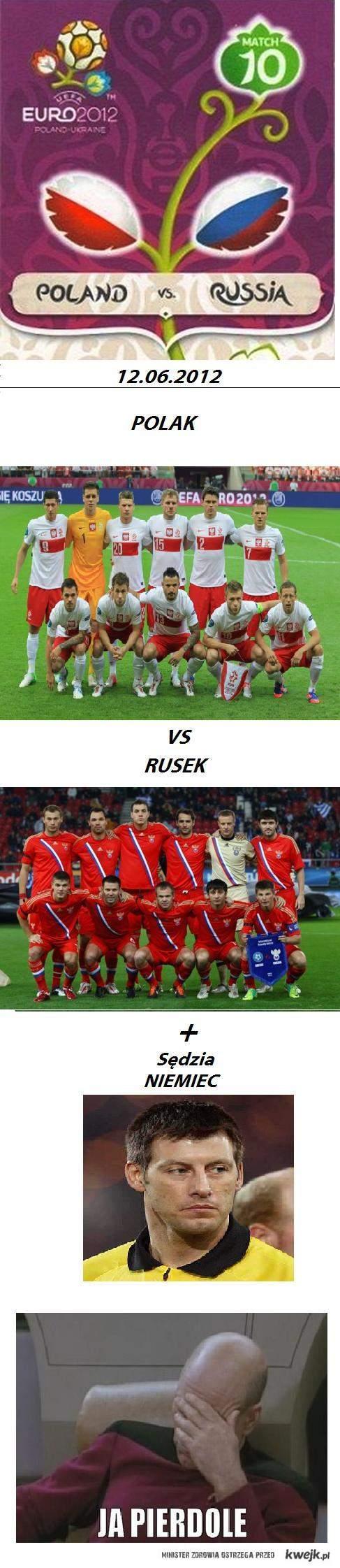 Polak, Rusek, Niemiec...