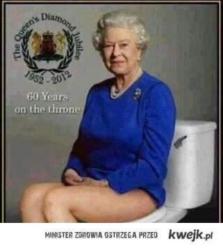 60 lat na tronie