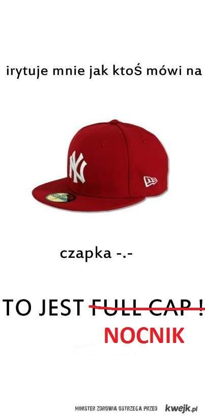 ful cap full of crap