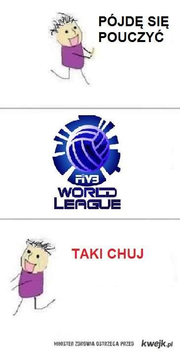 Liga Światowa Siatkarzy 2012