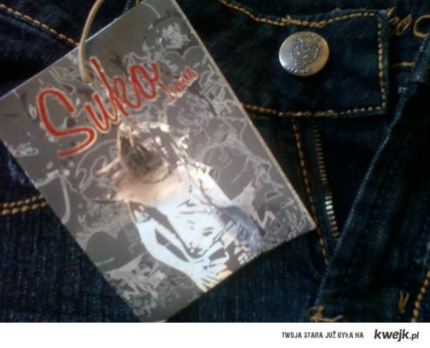 Suko Jeans prosto z Kanady
