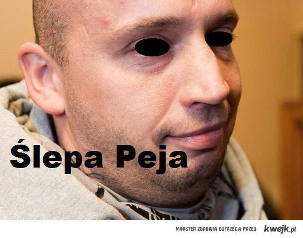 Ślepa Peja