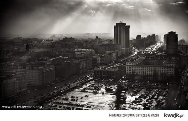 Warszawa - da sie lubić