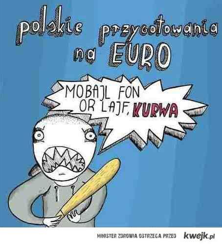 Przygotowania do Euro