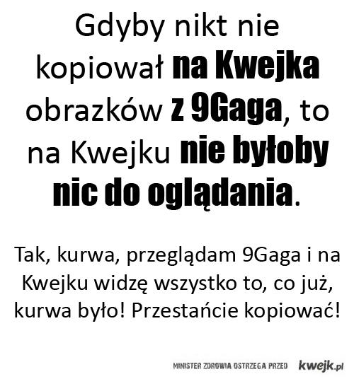 9gag vs kwejk