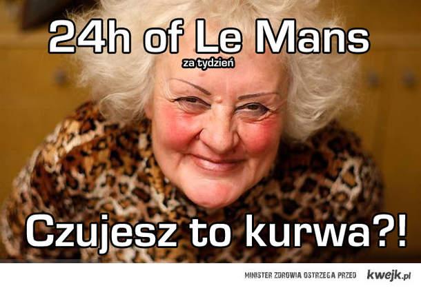 24h Le Mans ! ! !