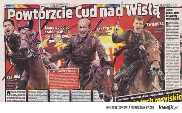wojna polsko ruska 2012