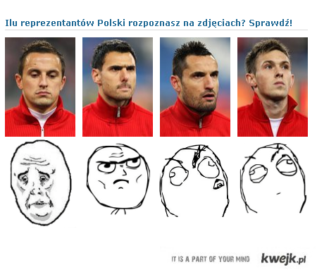 Polska reprezentacja na Onecie