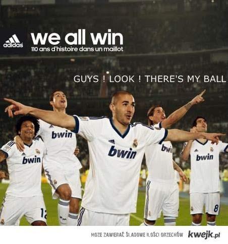 Ramos ball !