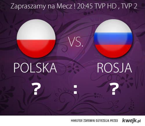 Polska - Rosia Zapraszam