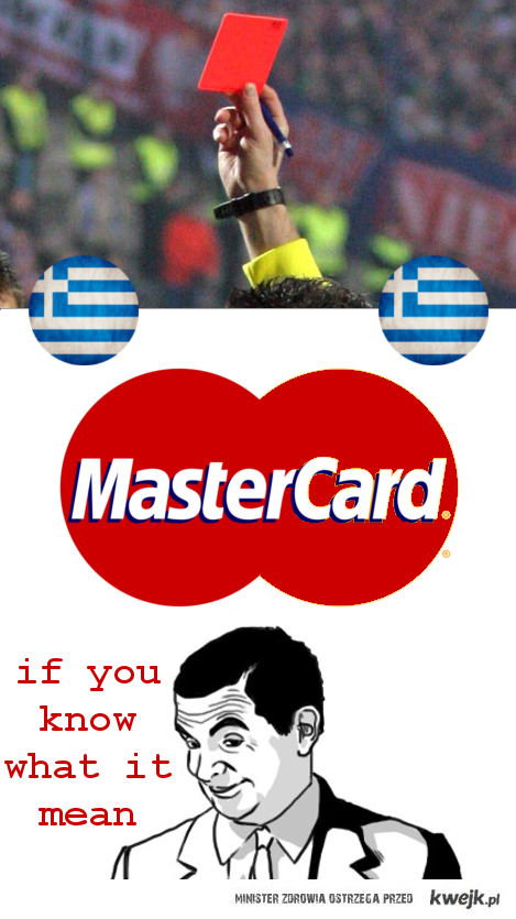 Master Card *RED