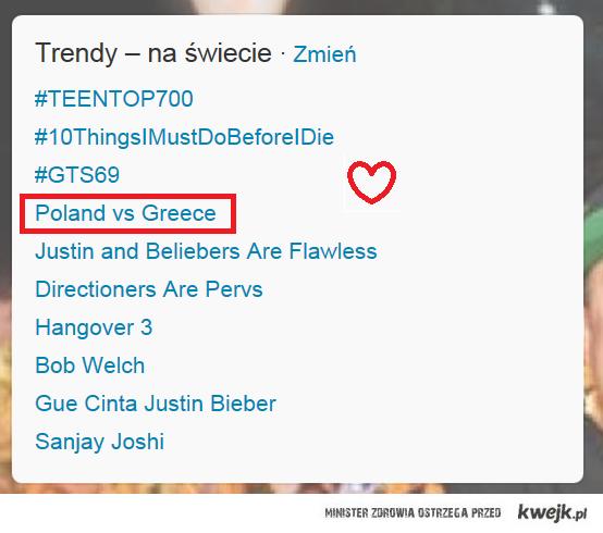 Poland vs Greece ?