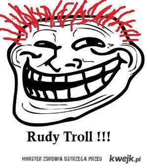 Co jest gorsze od trolla?