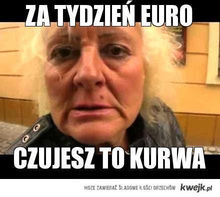 Za tydzien Euro