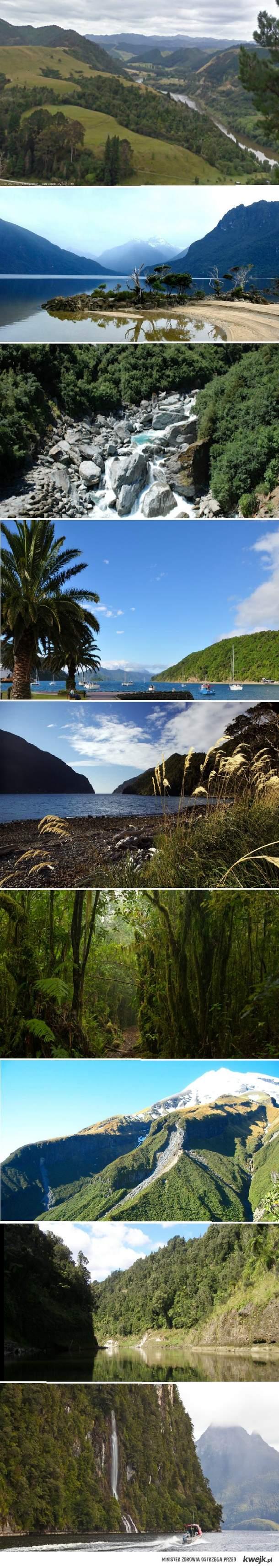 Nowa Zelandia ;*