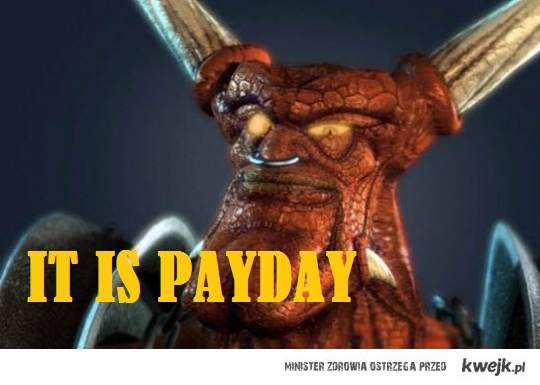 Dungeon Keeper - payday
