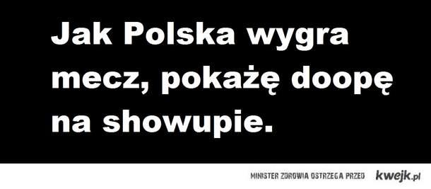jak Polska wygra mecz