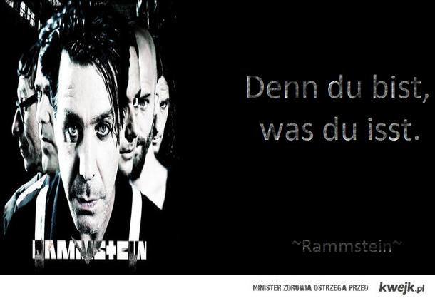 Rammstein-Mein Teil