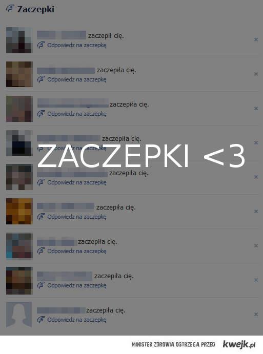 ZACZEPKI. ♥