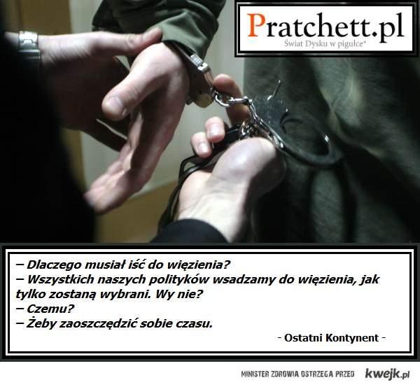 Terry Pratchett - Ostatni kontynent