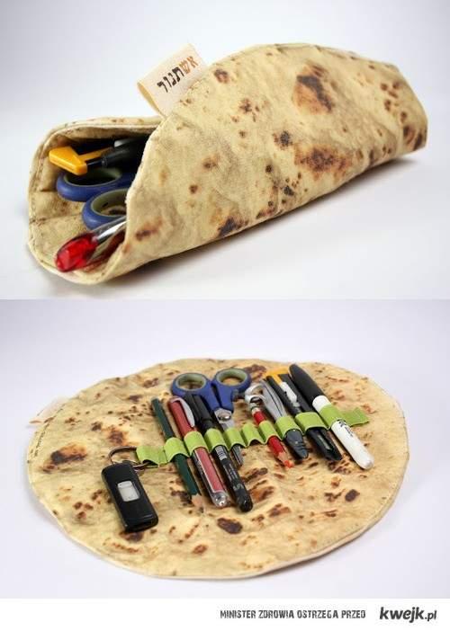 piórnik tortilla
