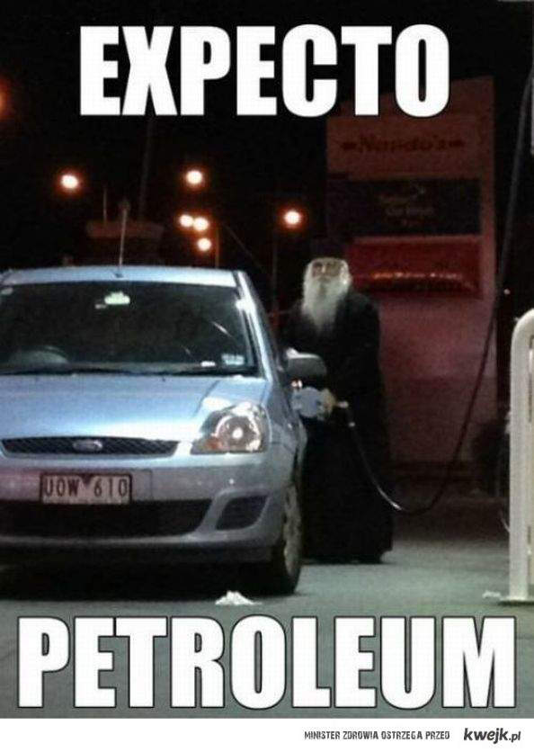 Expecto Petroleum
