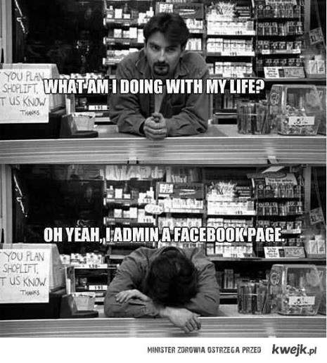 Co ja robię ze swoim życiem