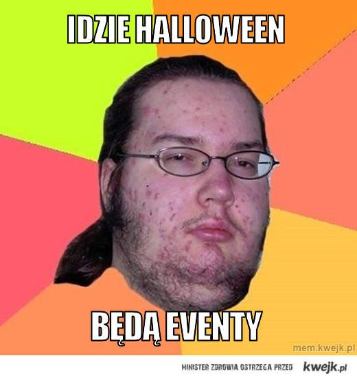 Idzie Halloween