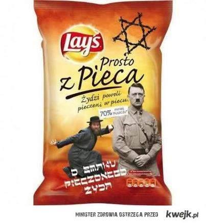 Lays o smaku żydów