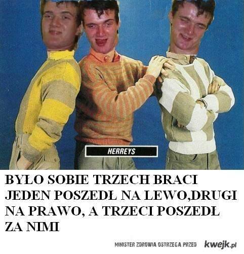 Trzech braci