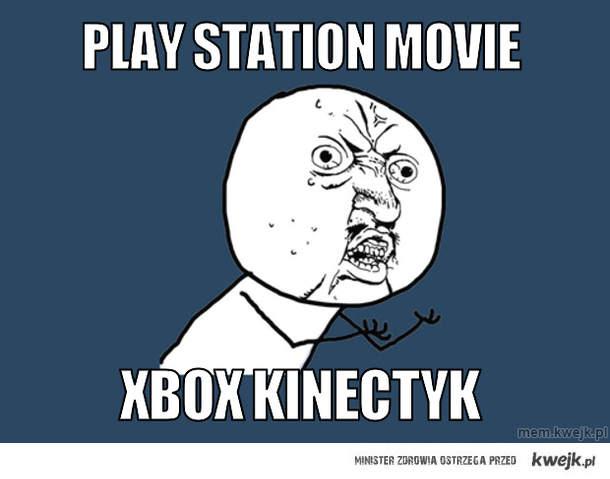 Play station movie