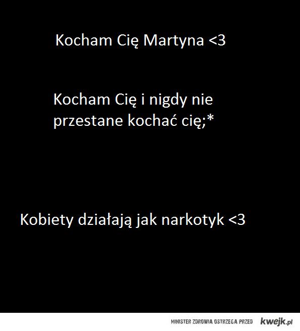 Kocham Cię;*