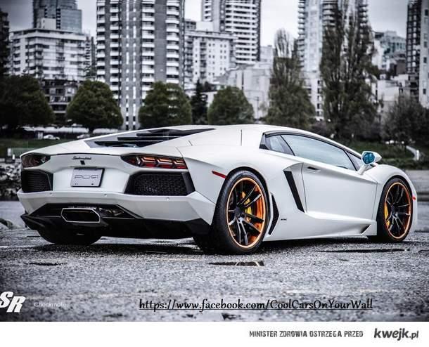 2012 Lamborghini Aventador LP700-4 Project Supremacy