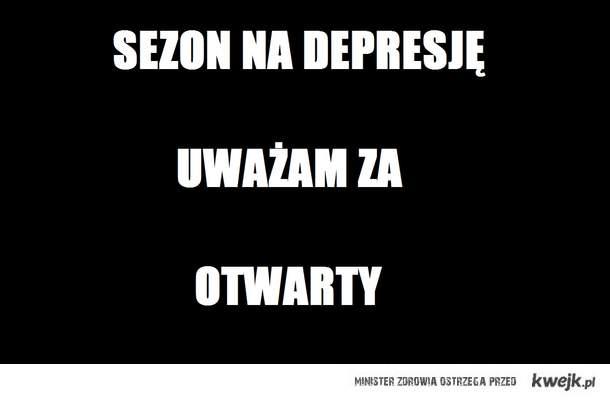 jesienna depresja welcome