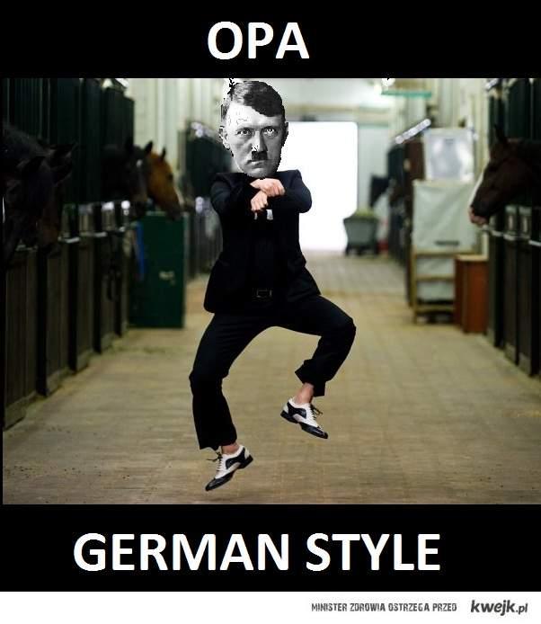 opa german style