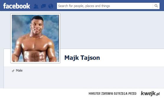 Majk Tajson