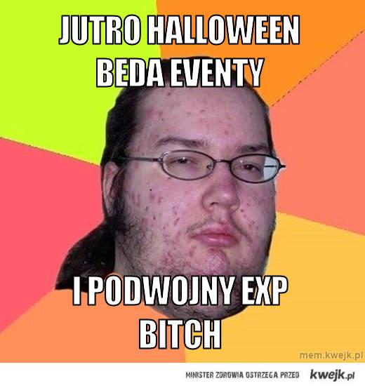 JUTro halloween beda eventy