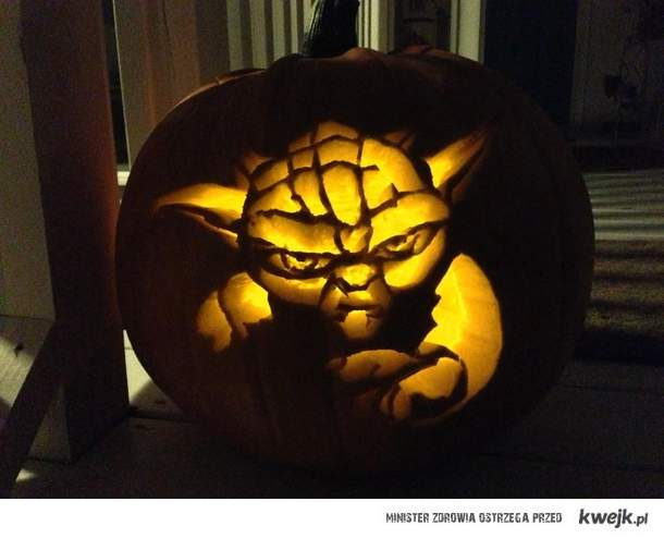 Coolest pumpkin ever