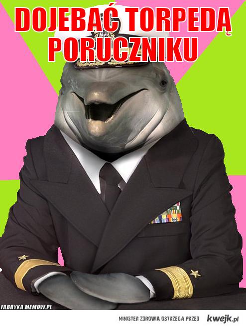 Dojebać torpedą