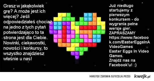 Easter Eggs In Video Games - Zaprasza