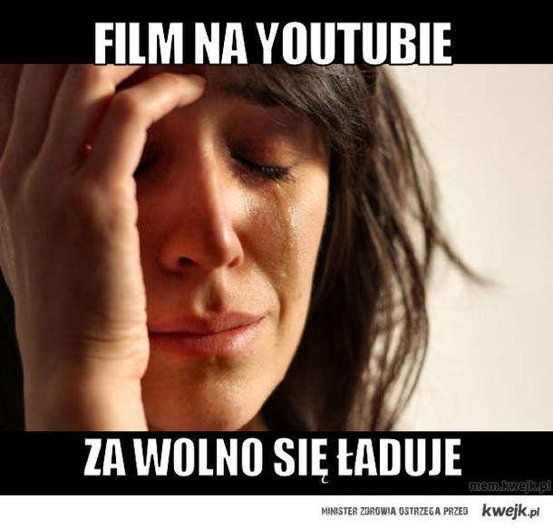film na youtubie