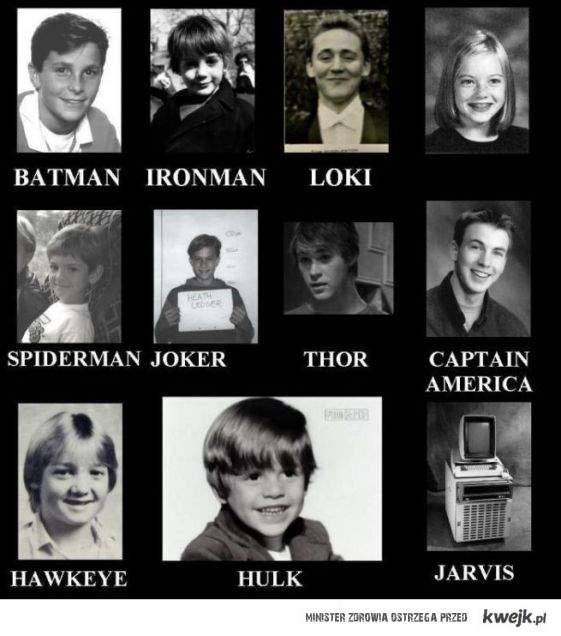Młodzi superbohaterowie