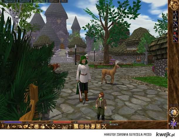 eternal lands free 3d mmorpg