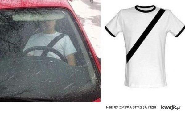 seatbell t-shirt
