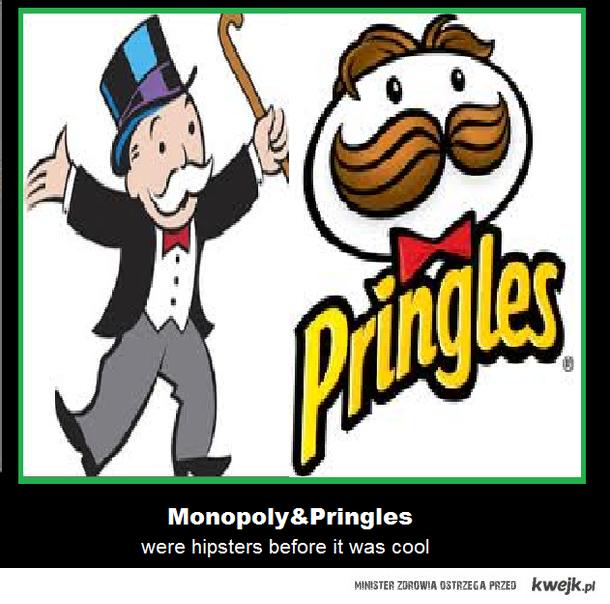 monopoly&pringles