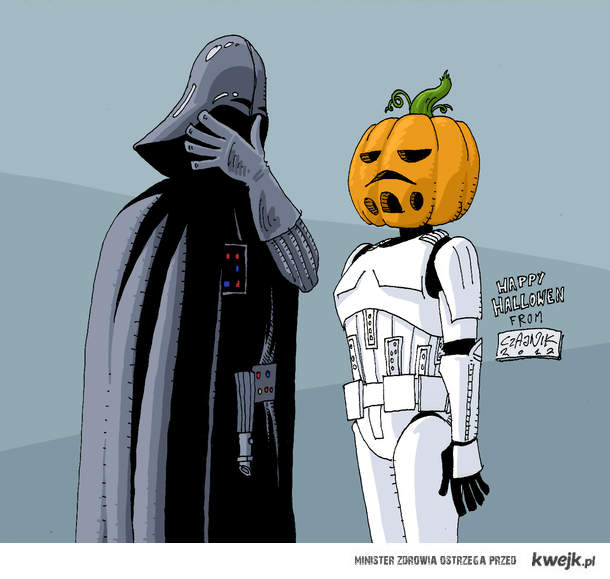 halloween trooper
