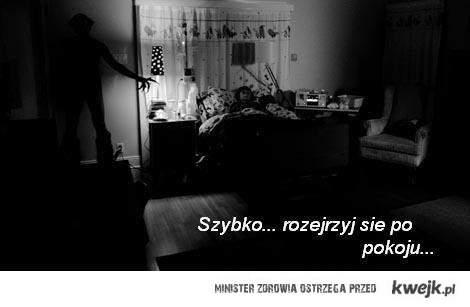 pokój...