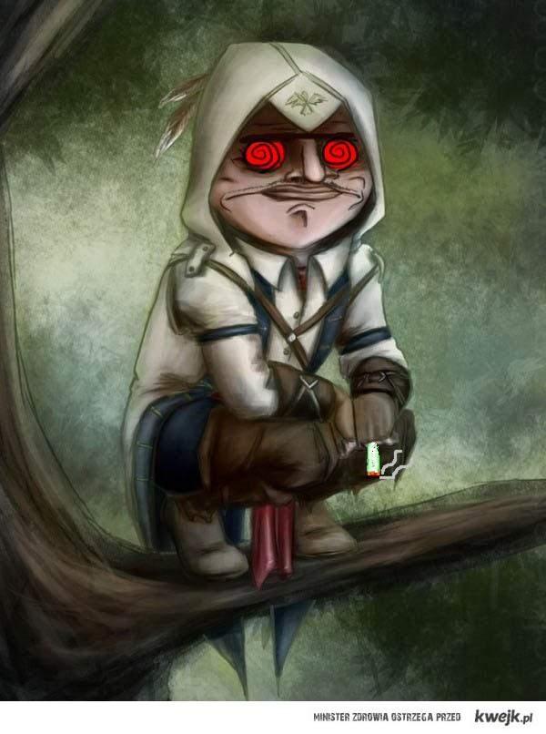 Naćpany Assassin