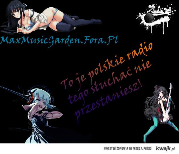 Radio maxmusicgarden