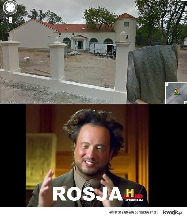 G Maps Rosja